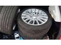 15inch Ford alloy wheels 4x108 pcd