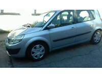 Renault scenic expression 1.9 dci immac cond new mot 2 owners cd changer panoramic roof