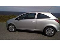 Vauxhall Corsa Exclusiv 1.2