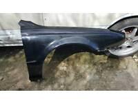 Jaguar x type front wing