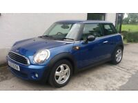 2008 Mini Hatch One**Only 66000 Miles**Full Years Mot**3 Months Warranty*beetle, polo,astra,fiesta