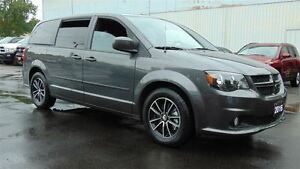 2016 Dodge Grand Caravan R/T - TOW GROUP - NAV - ONLY 3,330 KMS