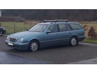 Mercedes E220 Automatic Estate 7 seater