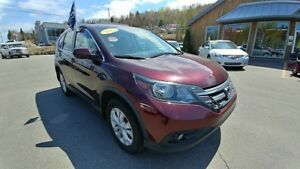 2012 Honda CR-V JAMAIS ACCIDENTÉ ...EX/AWD/CONDITION EXCEPTIONNE