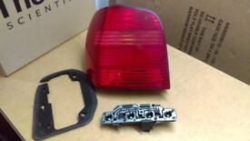 VW 6n2 Polo parts for sale... LHD/Euro spec rear light, orange tinted front indicators etc...