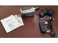 Sony Handycam CCD-TRV67E PAL Hi8 Video8 8mm video camera camcorder + accessories