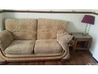 2 three piece sofa