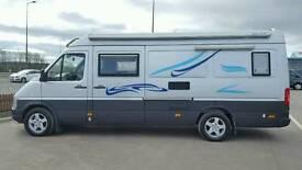 Camper/racevan/ moto x