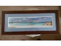 Solid Oak Framed Picture - Sell or Swap