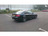 Black E92 BMW M3 - Manual - Coupe - Full BMW Service History - 55000 miles - Transferable Warranty