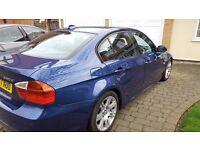 BMW 320D M SPORT SAT NAV FULL LEATHER