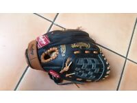 "Rawlings PL129FB 11"" baseball glove signed Alex Rodriguez"