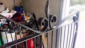 Victorian Cast Iron Gates & Posts