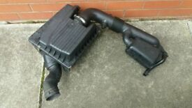***Vauxhall Astra g mk4 Sxi 1.6 16v Air Box And Intake Hoses/Pipes Forsale***