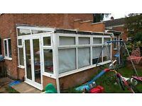 conservatory upvc
