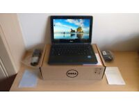 Dell Touchscreen Win 10 Laptop with SSD NEW Retails at over 500 Pounds