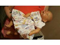Lifelike reborn doll from smoke free home - well looked after only £50 for quick sale.