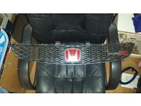 Honda civic ep3 type r front grill