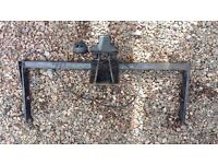 Ford focus towbar with bolts