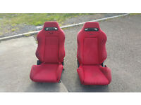 Honda Integra DC2 / EK9 Recaro seats