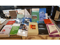 Educacational Law Books x 21