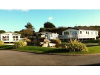 New Luxury Lodge on Exclusive 5* Owner's Only Holiday Park, 12 Month Season, Pet Friendly, Cornwall