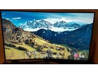 Samsung 49KU6670 4K HDR Curved tv