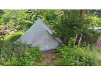 Bell Tent 5meter oxford canvas