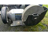 WICKES 370W WET AND DRY BENCH GRINDER