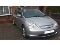 Honda Civic Automatic SE Executive