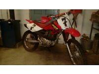 2003 HONDA XR 100