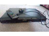Panasonic DMR-EX77 HDD/DVD recorder. FAULTY