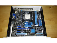 ASUS M4A88T-M AM3 AMD 880G HDMI Micro ATX Motherboard