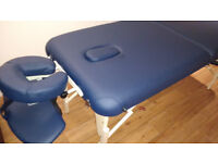 Body Pro Deluxe Massage Couch New