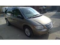 Chrysler voyager cheap car first come first serve