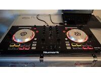 Numark mixtrack pro 3 dj decks midi controller