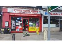 Shop to rent stretford