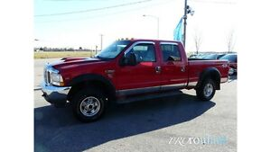 2003 Ford Super Duty F-250 **V-10,4X4,LARIAT,BONNE CONDITION**