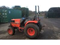 Kubota ST30 Compact Tractor - 30HP