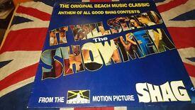"The Showmen - It Will Stand CYZ 128 (1988) 12"" Single"