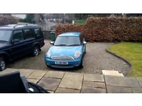 Mini One Automatic 1.4 Petrol 2008
