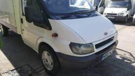 Ford Transit Luton with Taillift 2005