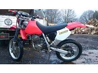Honda XR400 beautiful bike