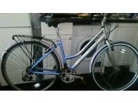Ladies Falcon road bike