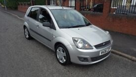 2006 Ford Fiesta 1.4 petrol zetec climate (LOW MILES 71,500MILES, FULL SERVICE HISTORY)