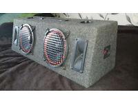 Stereo powerfull Speaker