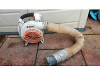 Sthil blower for parts or not working! Found in shed go untested !Can deliver or post!