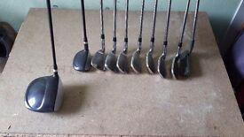 Golf Clubs Ideal Starter Set