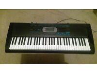 Pristine Casio CTK2100 Electric Keyboard