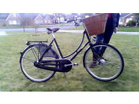 Pashley Princess Sovereign Ladies Cycle, Black, as new